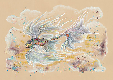 Whirling Fish