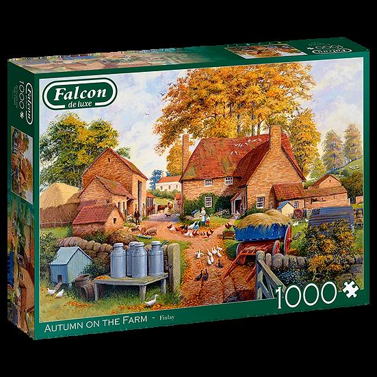 Autumn On The Farm 1000 Piece
