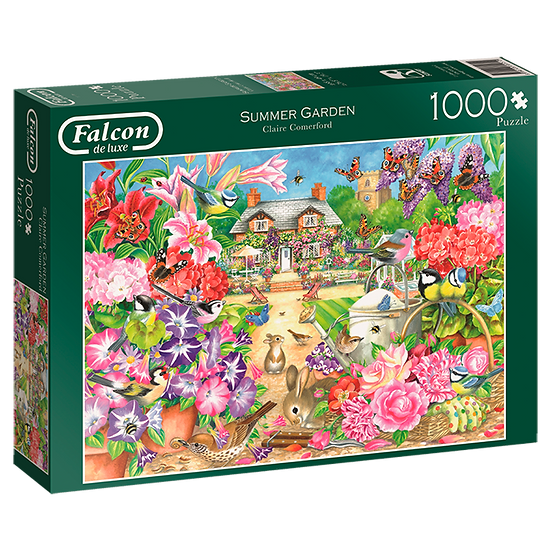 Summer Garden 1000 Pieces