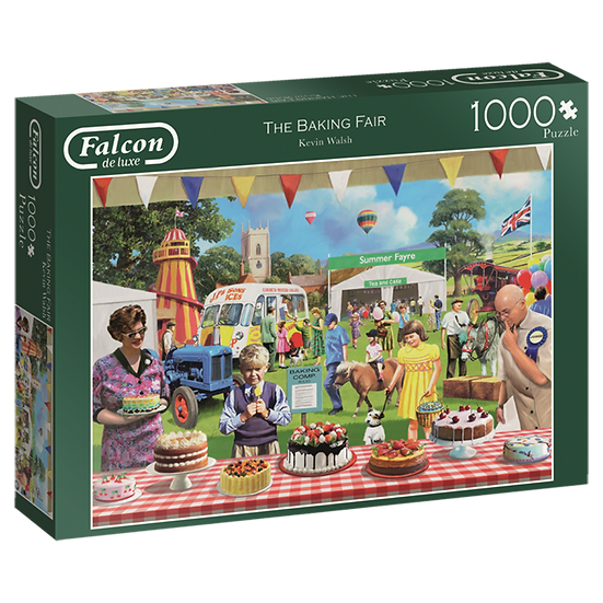 The Baking Fair 1000 Piece