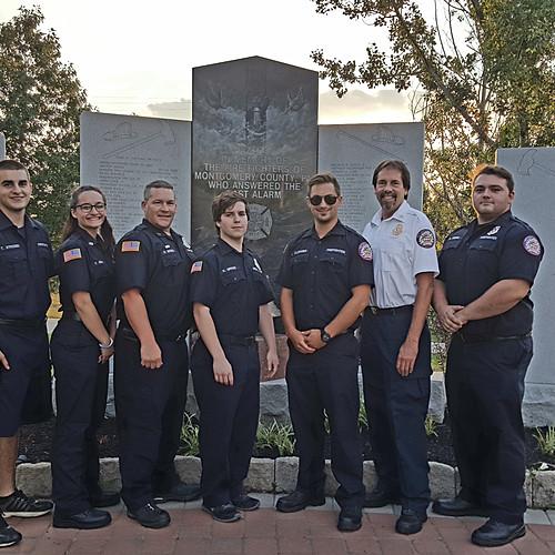 Montgomery County Fire Academy