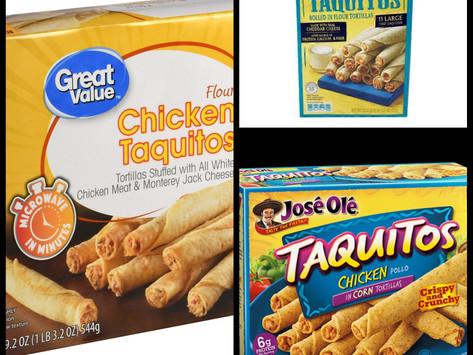 Frozen Taquitos Recall