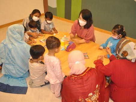 이주민 가정을 위한 아동돌봄공간이 문을 열었어요!