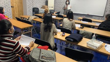 다국어동화구연가양성과정 5기 교육