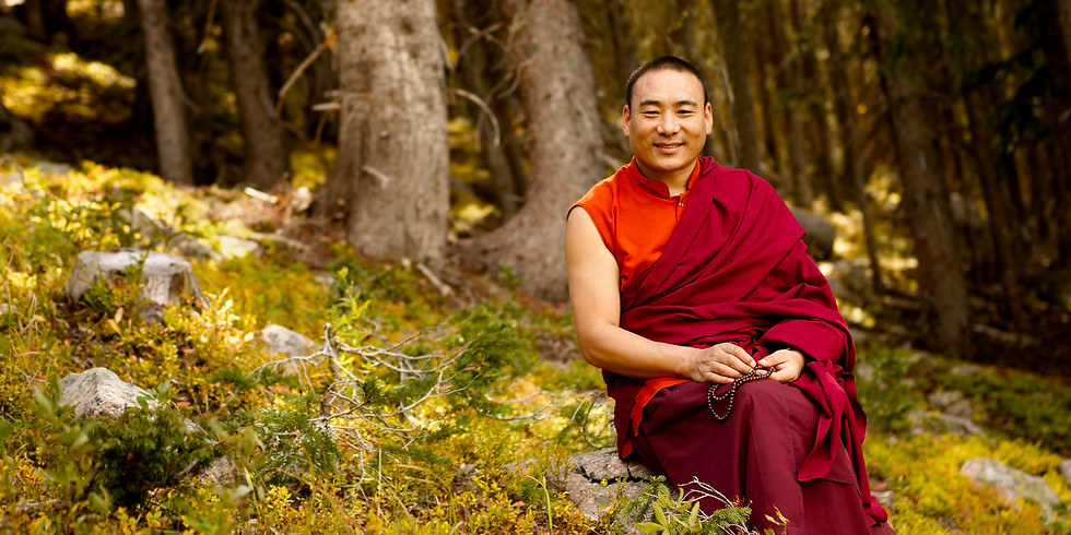 Fall Teaching With Khentrul Lodrö T'hayé Rinpoche