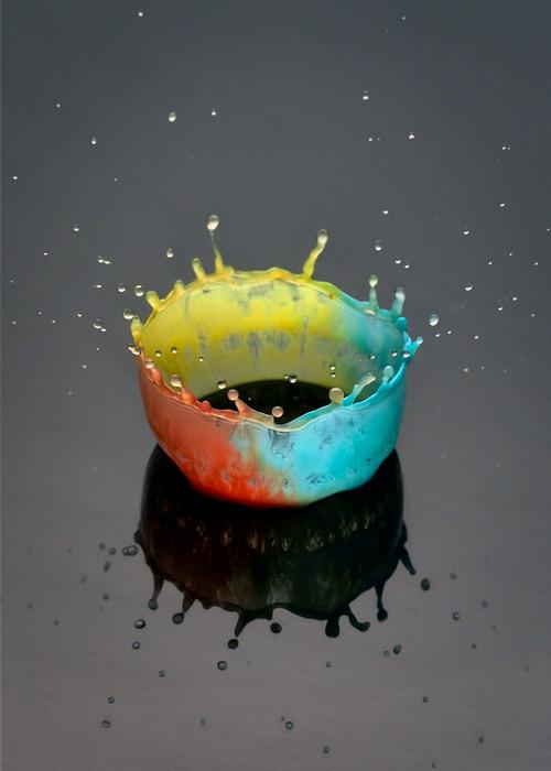 Paint Splash Coronet