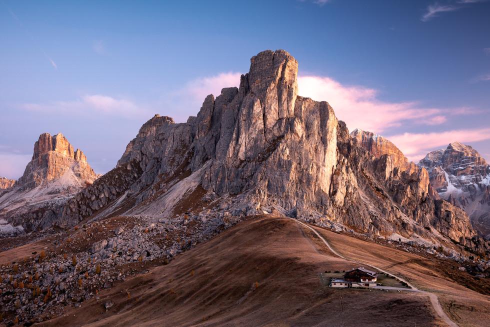 Passo Giau, Italy