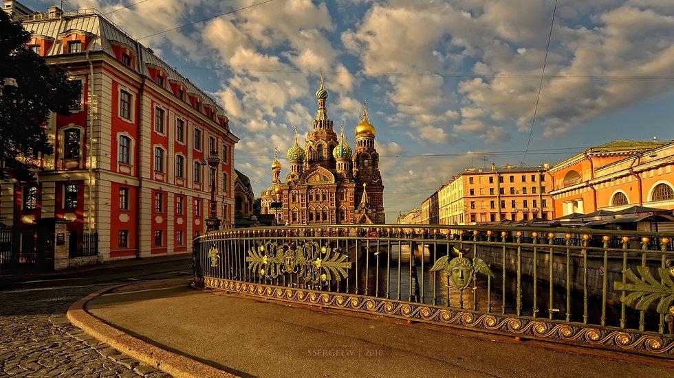 Эконом-тур в Санкт-Петербург для школьников, 3 дня, ж/д