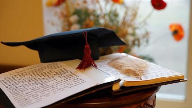 Учения достойные плоды, выпускной