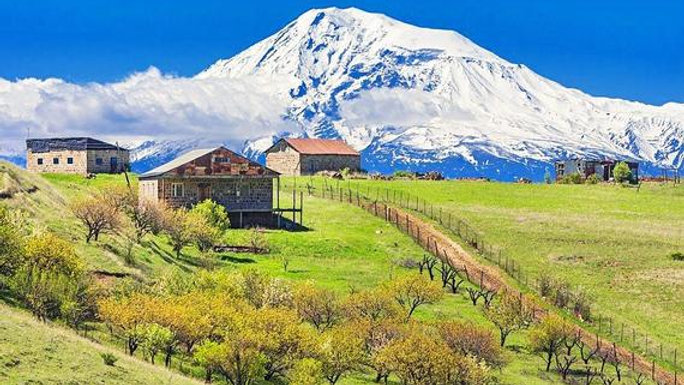 Знакомство с Арменией, 3 дня, авиа