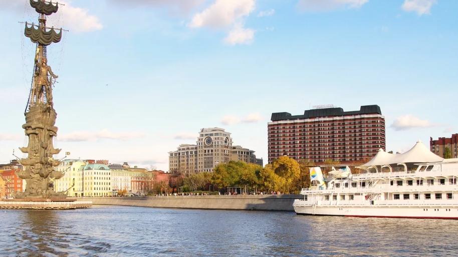 Гастрономический тур с прогулкой по Москва-реке
