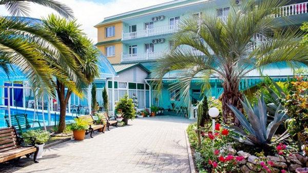 Гостиница «Зеленый попугай»