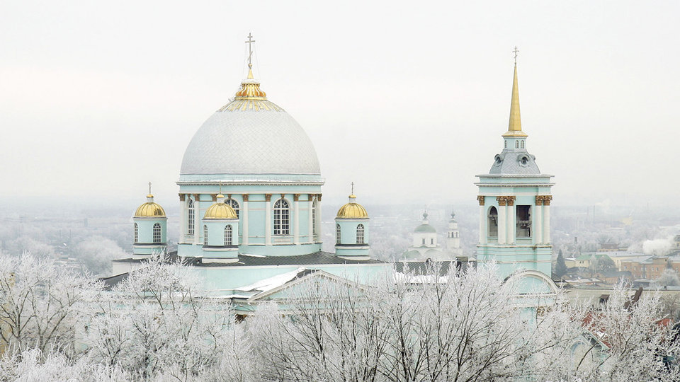 Новогодний Курск, 4 дня, ж/д