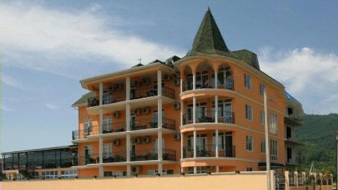 Райское местечко, отель