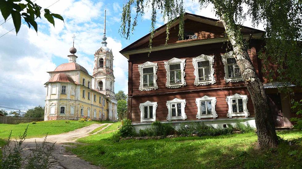 Мармеладная сказка, Кашин -Тверь – Лихославль – Торжок,2 дня,  автобусный тур
