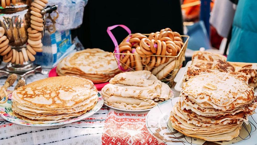 Масленичный разгуляй в Дубровицах, Подольск, сборный тур