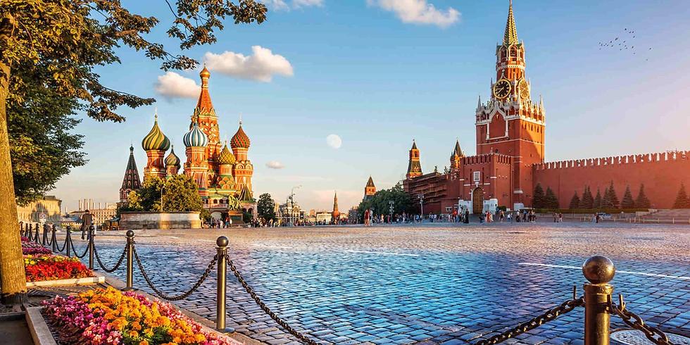 В гостях у Красной площади