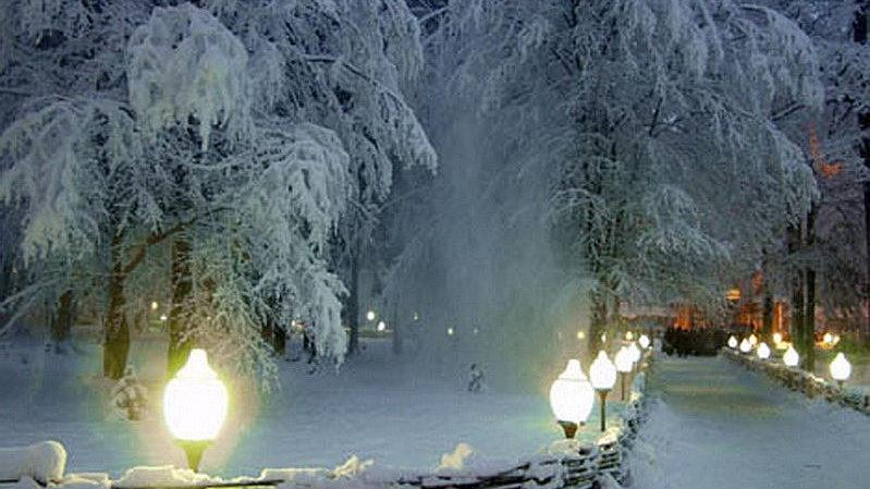 Новогодние приключения в Минске и Бресте, 4 дня