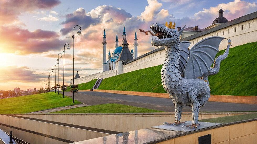 Ноябрьские праздники в Казани, 5 дней, автобусный тур