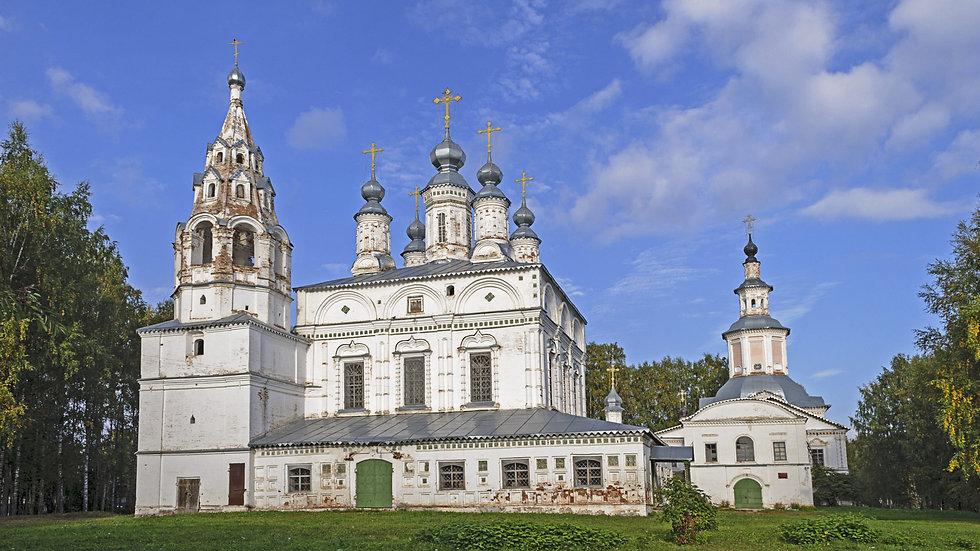 Неизвестное Каргополье, Архангельск -Каргополь -Кенозерский Национальный Парк