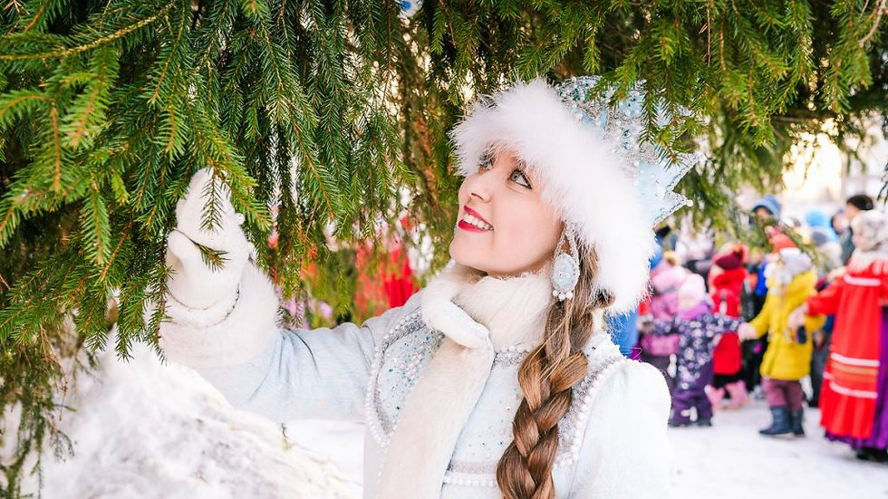 Каникулы на родине Снегурочки, Кострома, 3 дня, ж/д