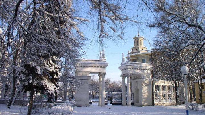 Рождественские каникулы в Воронеже, 3 дня, ж/д