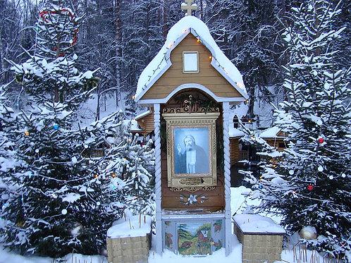 Новогодние каникулы на Муромской земле. Муром -Дивеево