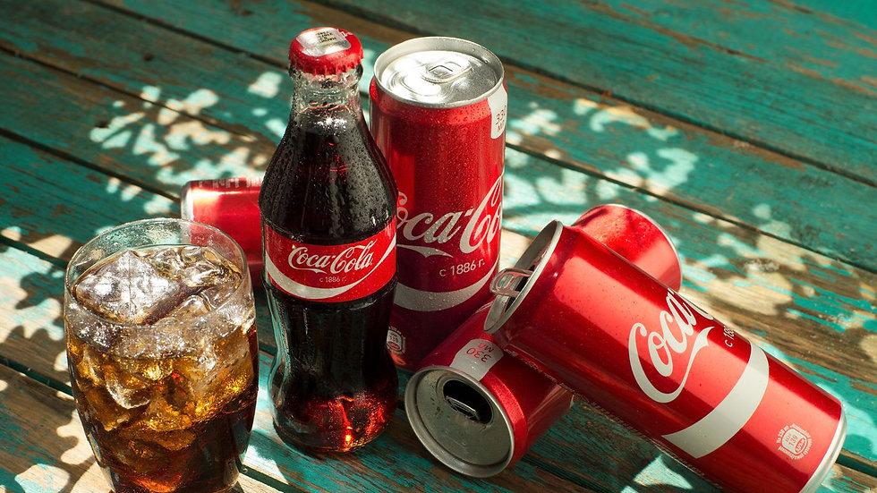 """""""Кока-Кола"""", экскурсия на производство"""