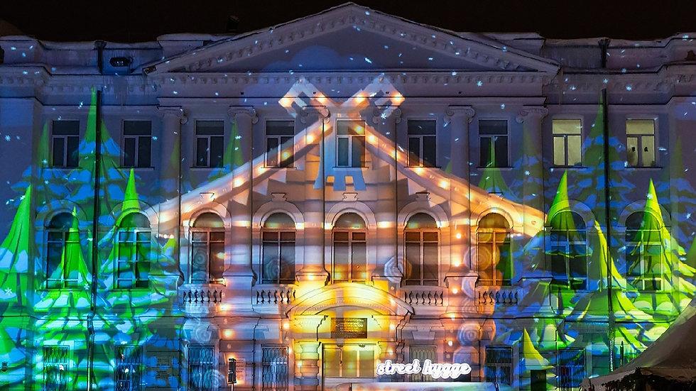 Новогодние каникулы в Нижнем Новгороде, 3 дня, ж/д