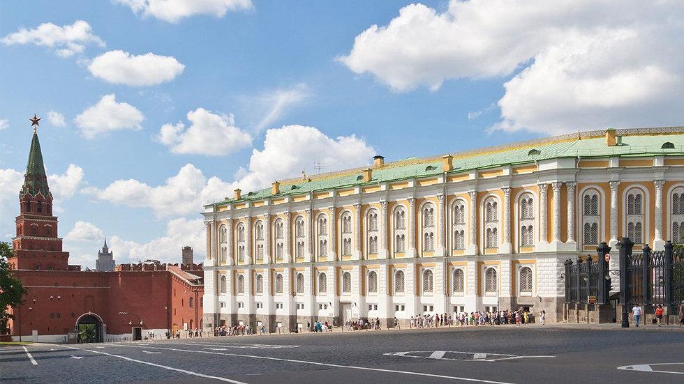 Сокровища Московского Кремля (музей Оружейная палата)
