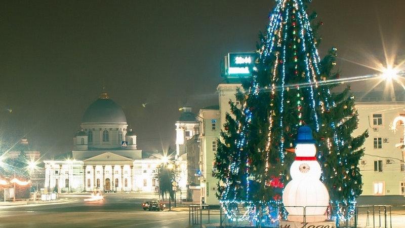 Большое новогоднее путешествие Курск-Тула , 6 дней,  ж/д