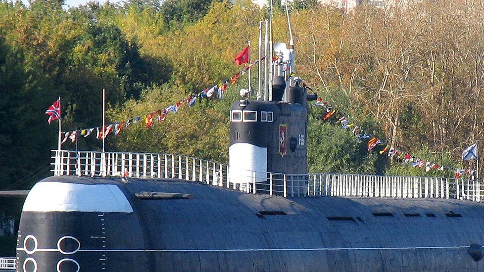 Что случилось на подводной лодке? квест для школьников