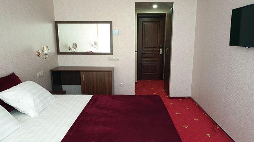 Новый год в Гранд отеле «Абхазия», ж/д или авиа