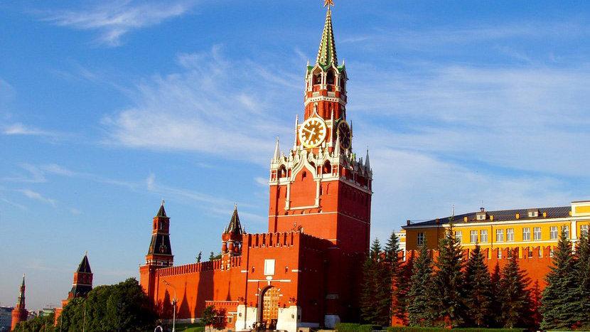 Путешествие вокруг Кремля.