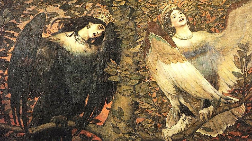 Мифы, сказки и легенды славян.