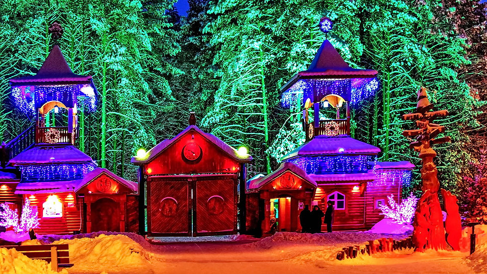 Новый год у Дедушки Мороза, 4 дней, автобусный тур