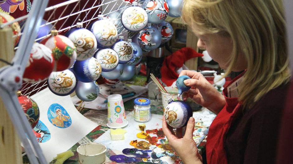 фабрика ёлочных игрушек в Сокольниках