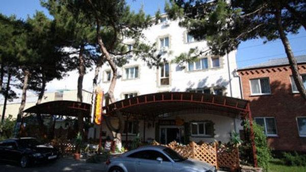 Максимус, отель