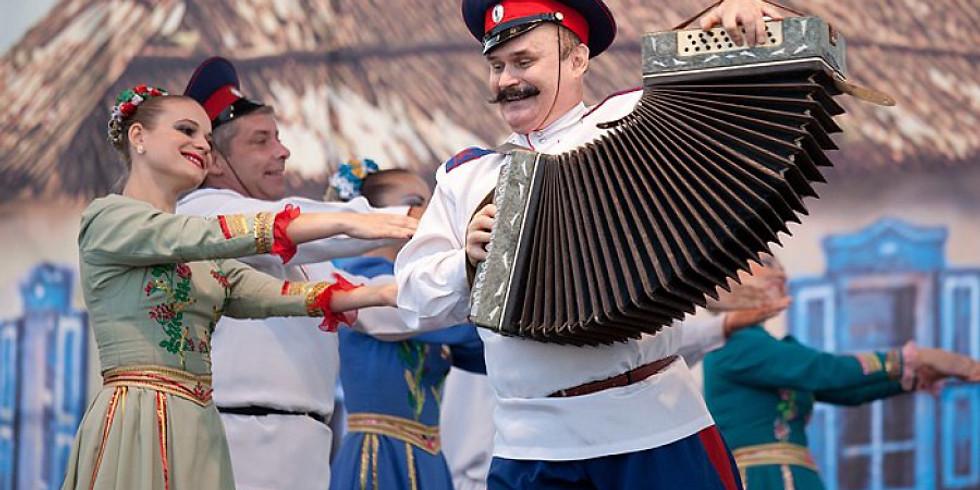 В гости к Коломенским казакам