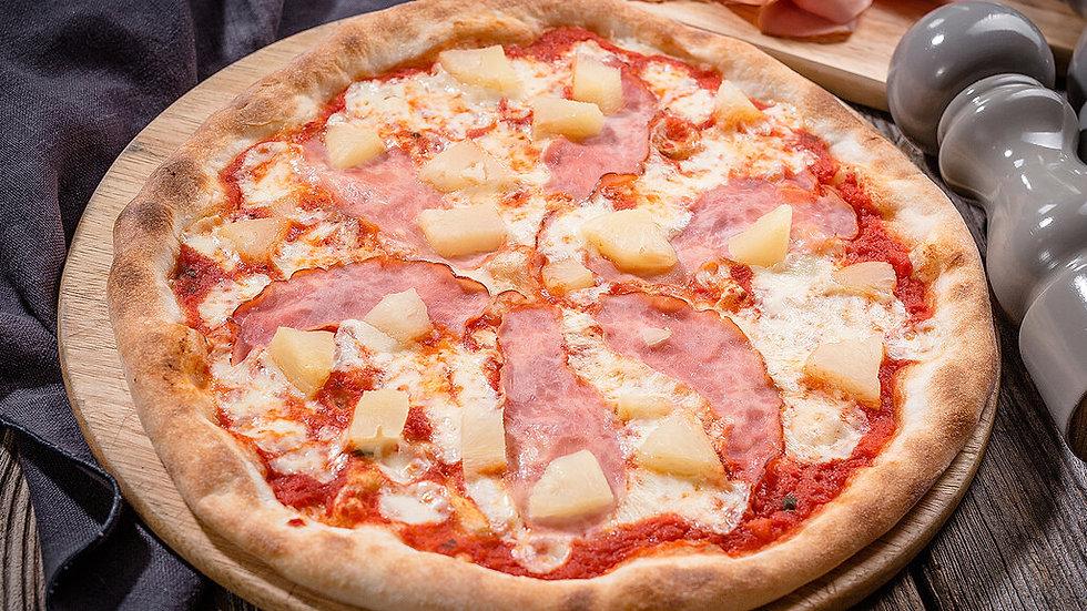 Приготовим пиццу, экскурсия в пиццерию