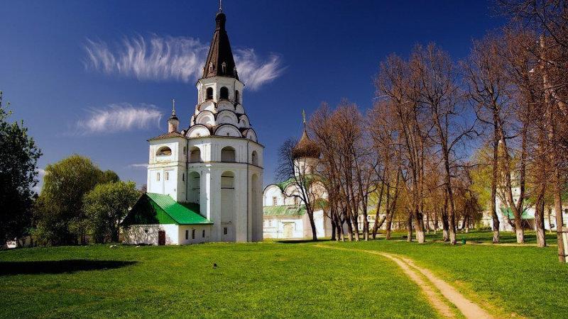Путешествие по Золотому Кольцу, Александров–Петровское....2 дня, автобусный тур