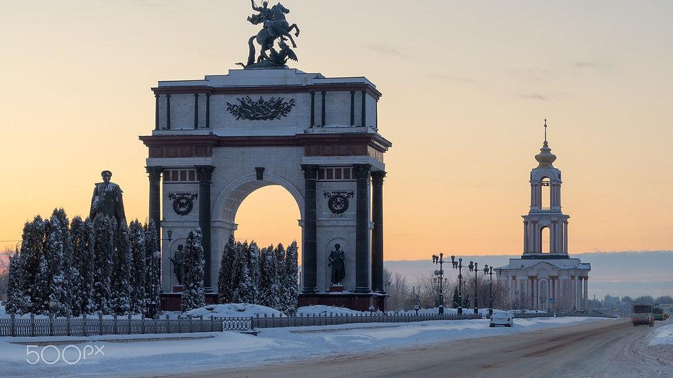 Зимние выходные в Курске, 2 дня, ж/д
