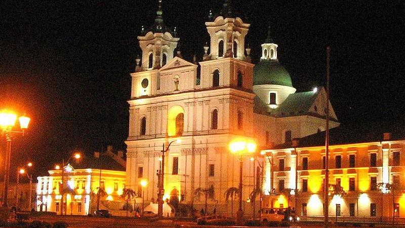 Новогодний тур в Минск и Гродно, 4 дня
