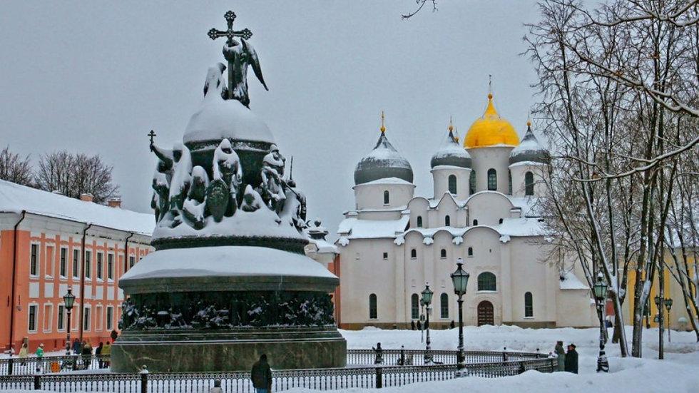Великий Новгород - Валдай, 4 дня, ж/д