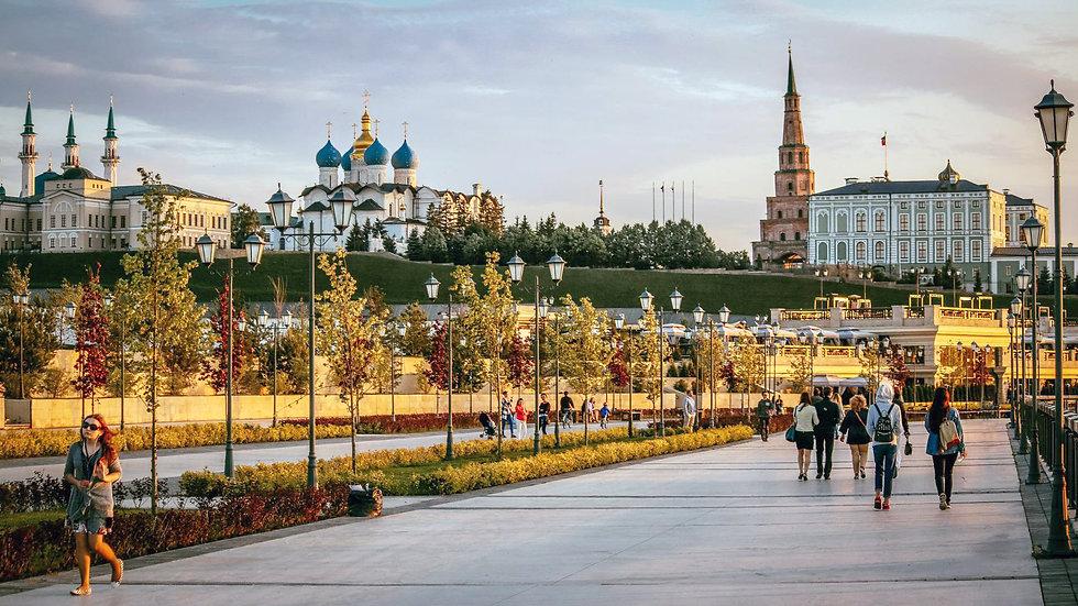 Две столицы – две республики, Казань - Раифа - Свияжск - Чебоксарыавтобусный тур