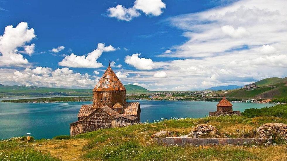 Армения в миниатюре, 4 дня, авиа