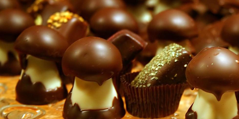 """""""Сладкий мир шоколада"""",  экскурсия в музей шоколада"""