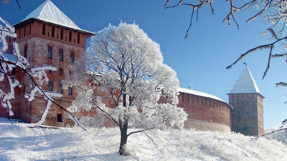 Новогодняя мозаика, Нижний Новгород - Богородск* и Павлово* -.... 4 дня, ж/д