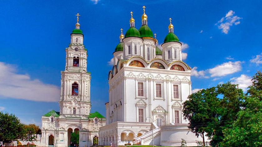 Роскошь нижней Волги, Астрахань - Лотосовые поля - Элиста - Сарай-Бату..........