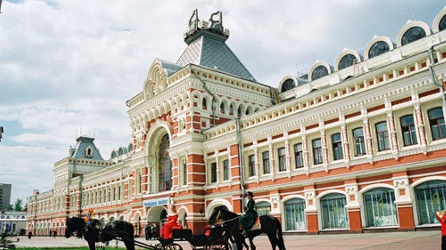 По Нижегородскому краю, Нижний Новгород - Арзамас - Дивеево, автобусный тур